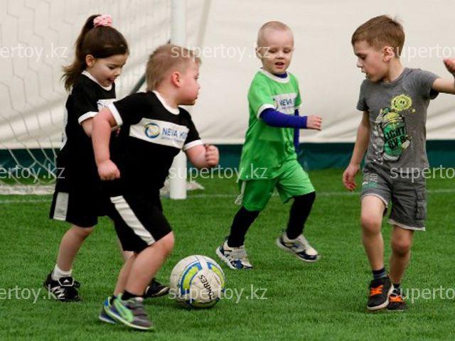 детский праздник в футбольном стиле