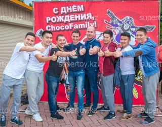ChocoFamily 5
